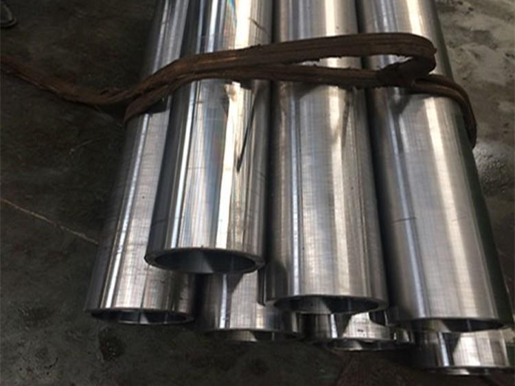 无锡27simn精密绗磨钢管 煤矿机械油缸管 刮削滚光管规格齐全