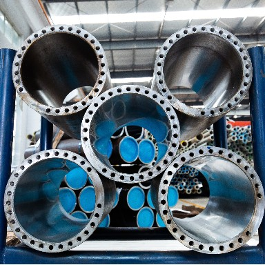客户寻求合作,健丽达油缸管生产厂家鼎力相助