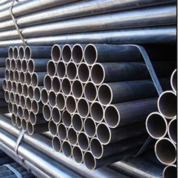 Best-Seller-Seamless-Black-Round-Steel-Pipe