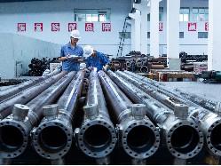 健丽达液压钢管厂家来告诉你液压钢管生产过程需要留意的技术问题
