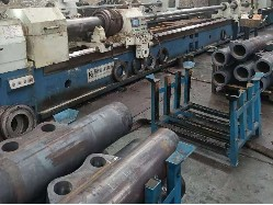 27SiMn液压钢管常规调质热处理工艺