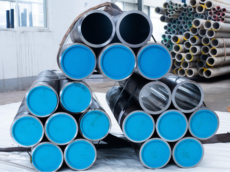 健丽达珩磨管 27simn珩磨管 45#冷拔油缸钢管 液压油缸缸筒
