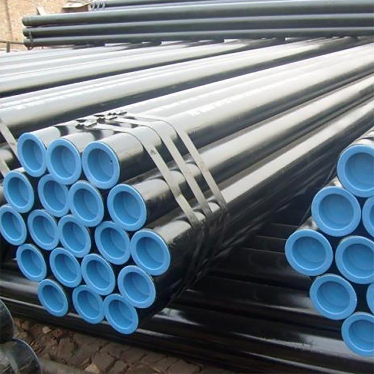 High-Efficiency-Circular-Seamless-Black-Steel-Pipe