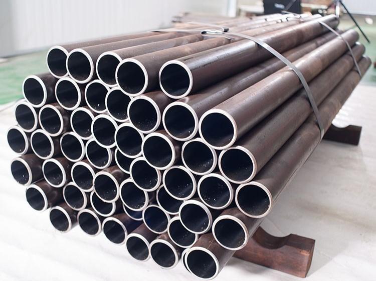 现货供应 20号滚压管 45号珩磨管 镀锌冷拔油缸钢管 规格齐全