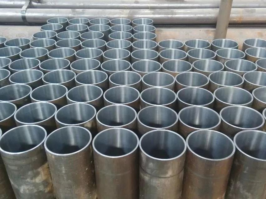 内孔40-350绗磨管加工 无锡加工定制 精密珩磨管 大口径厚壁滚压管