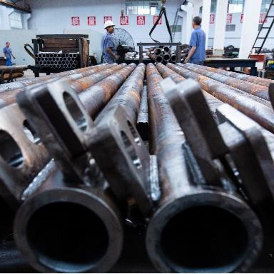 看液压钢管厂家如何为客户减少损失-健丽达