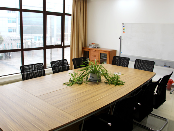 健丽达会议室